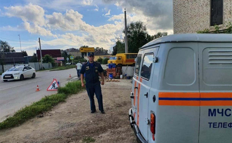 Водоснабжение в Ясногорске полностью восстановлено
