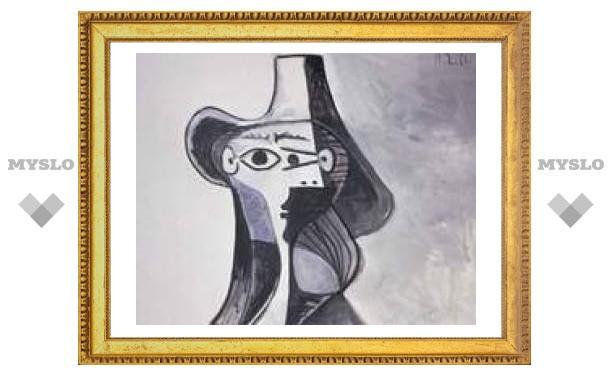 В Париже обнаружены похищенные картины Пикассо