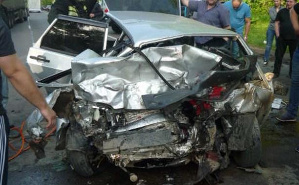 По факту ДТП с пятью погибшими в Тульской области возбуждено уголовное дело