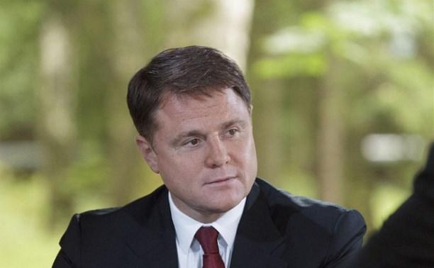 Дмитрий Медведев объявил благодарность Владимиру Груздеву