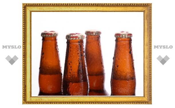 Чиновники предложили разливать пиво только в бутылки по 0,33 литра