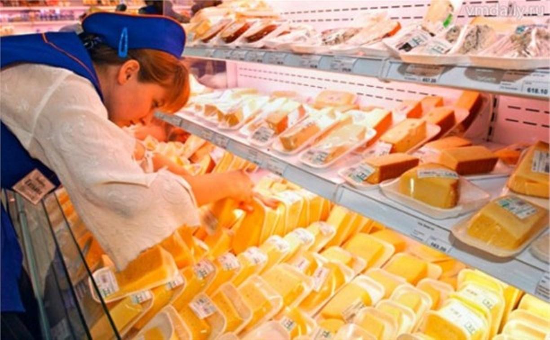 В Россию запретили ввоз сыров из Украины