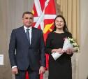 Алексей Дюмин вручил тулякам государственные и региональные награды
