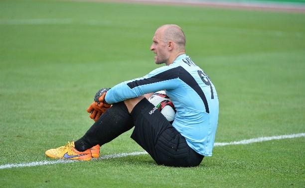 Ян Муха стал лучшим игроком «Арсенала» в сезоне 2014/2015 по версии тульских журналистов