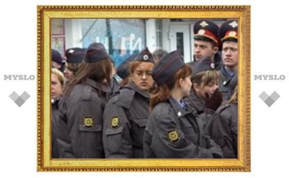11 октября будут дежурить 100 милиционеров