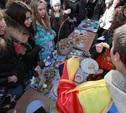 Студенты ТулГУ открыли масленичную неделю