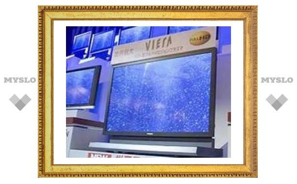 Телевизор с диагональю 120 дюймов от Panasonic