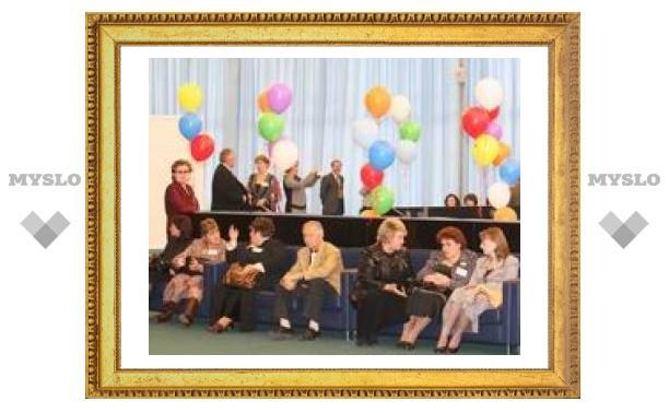 Тульских учителей наградили