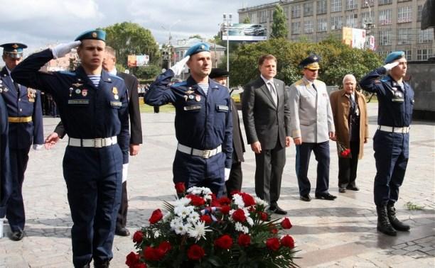 106-я гвардейская дивизия ВДВ получила звание «Тульская»