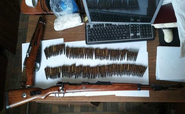 Два калужанина торговали взрывчаткой в Тульской области