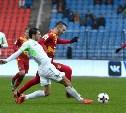 «Уфа» одержала победу над «Арсеналом»
