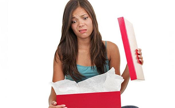 Женщины не обрадуются «интеллектуальным» подаркам к 8 Марта