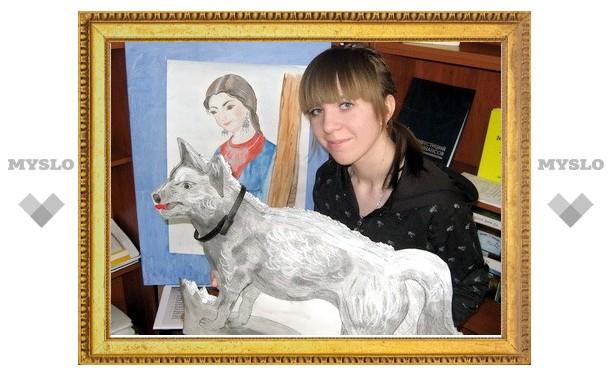 Туляки создали инсталляции к произведениям Льва Толстого