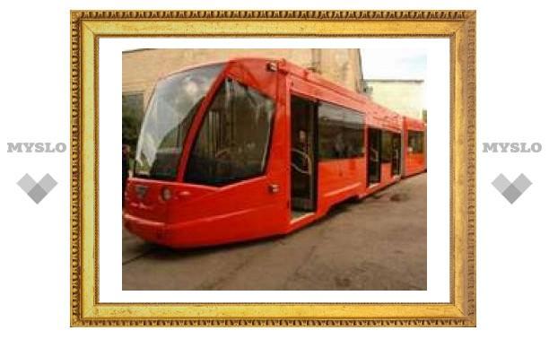 Московские трамваи научатся разворачиваться вокруг своей оси
