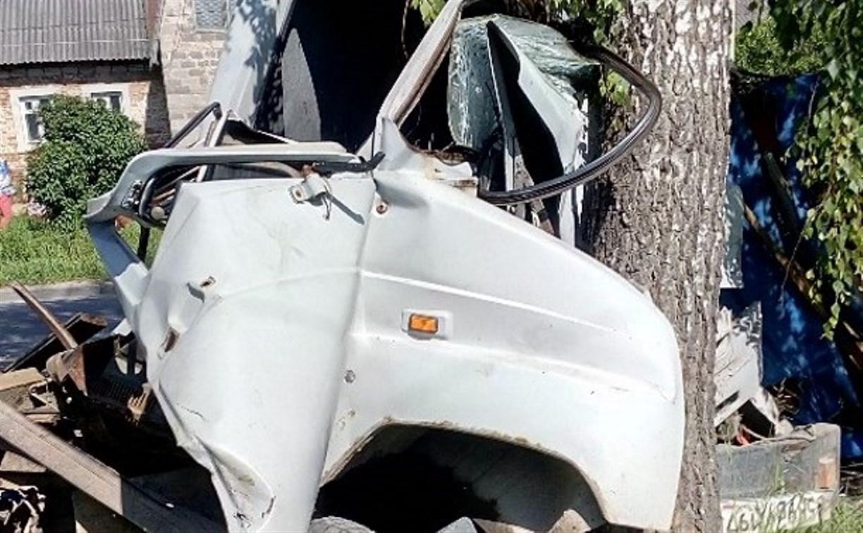 Туляка осудили за ДТП, в котором серьёзно пострадал пассажир