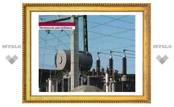 Более 100 тысяч жителей Чечни остались без электричества