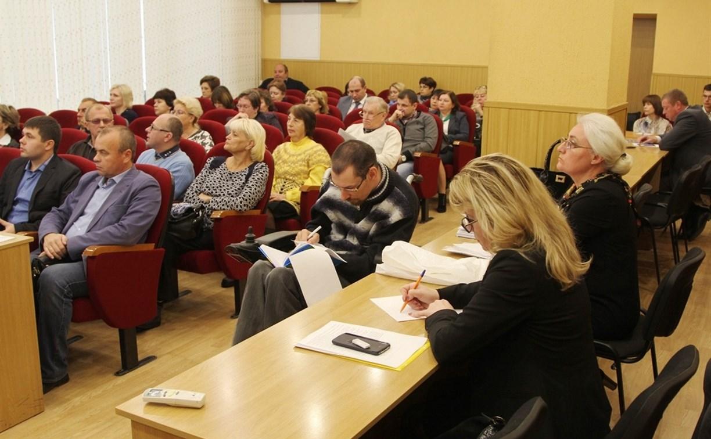 В Туле прошло заседание координационного Совета по делам инвалидов при администрации города
