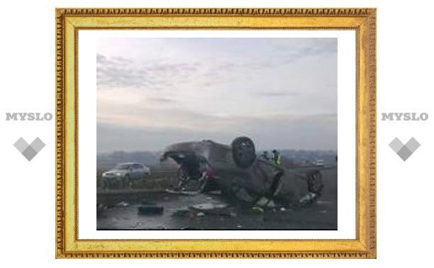 Под Тулой произошла авария