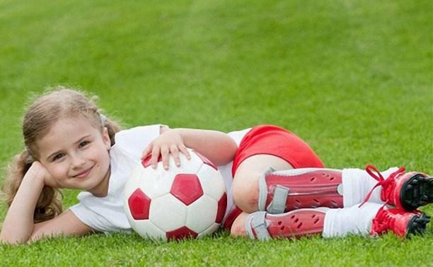 Юных тулячек приглашают в бесплатную футбольную секцию
