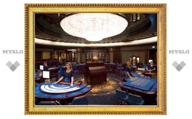 Запрет на игорный бизнес не помешал открыть казино в Киеве
