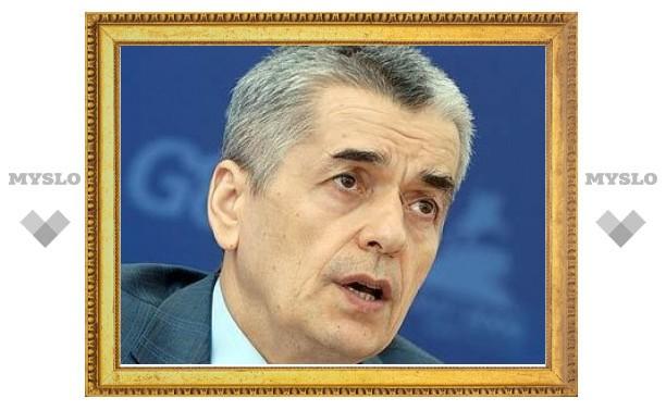 Производители мяса птицы попросили защиты от Онищенко