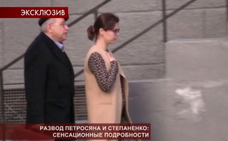 На «Пусть говорят» показали видео Петросяна с его беременной помощницей-тулячкой