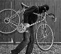 Туляк украл из подъезда гоночный велосипед