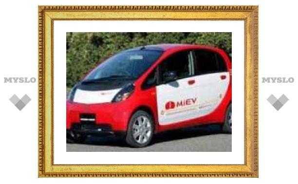 Электромобиль Mitsubishi появится в продаже в 2010 году