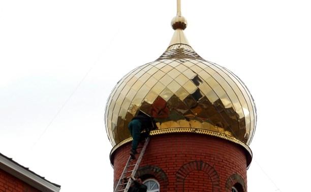 В Ясногорске освятят новый храм