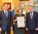 Губернатор Владимир Груздев поздравил коллектив «Молодого коммунара» с юбилеем