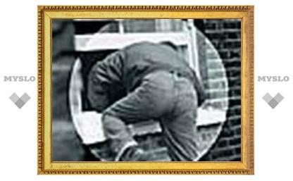 В Туле задержали форточника-серийщика