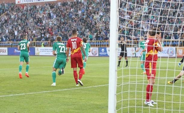 КДК РФС оштрафовал «Арсенал» на 50 тысяч рублей