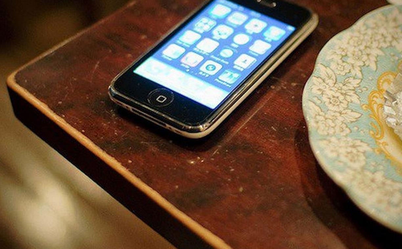 Туляк украл телефон у посетительницы кафе