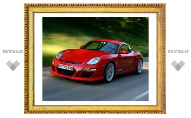 """RUF выпустит уникальные """"заряженные"""" Porsche"""