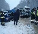 В ДТП на М2 в Тульской области один человек погиб