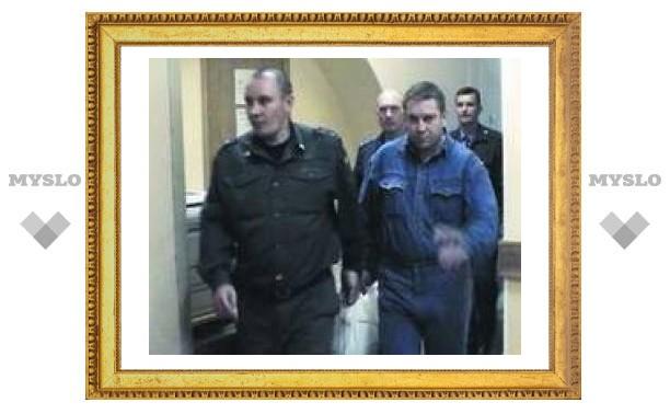 Тульского наркополицейского приговорили к 3 годам