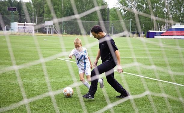 В Туле пройдут соревнования по футболу среди пап