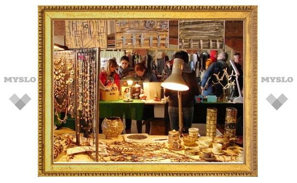 В Туле пройдет «Арт-базар»