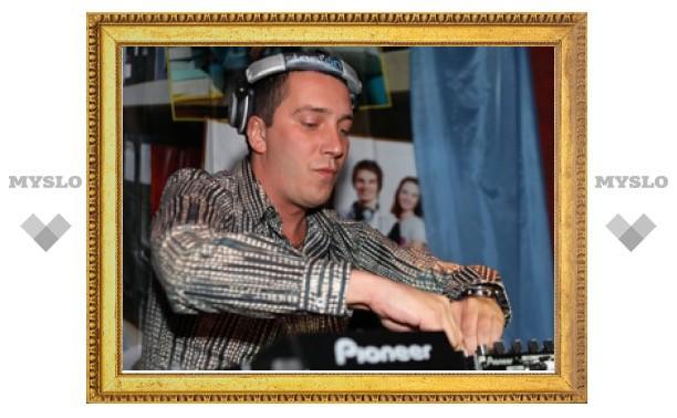 DJ Цветкоff взорвал тульский танцпол