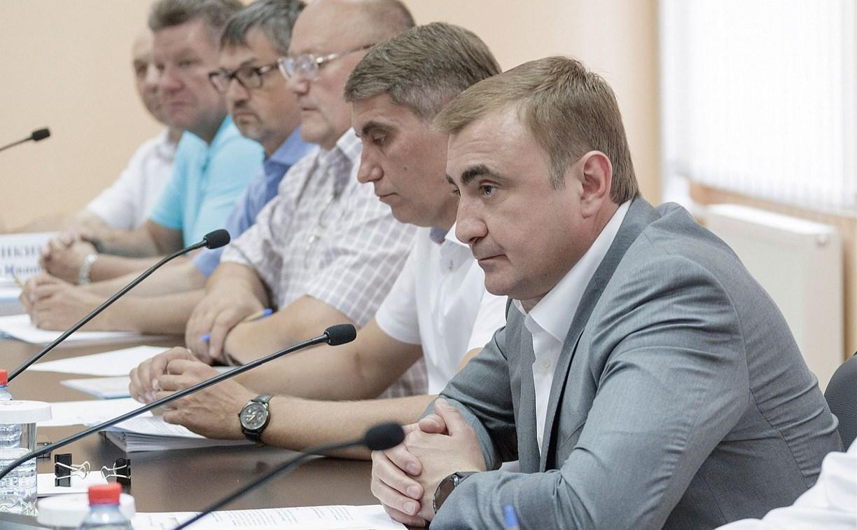Алексей Дюмин: «Область подписала 17 инвестиционных соглашений в сфере АПК на сумму 77 млрд рублей»