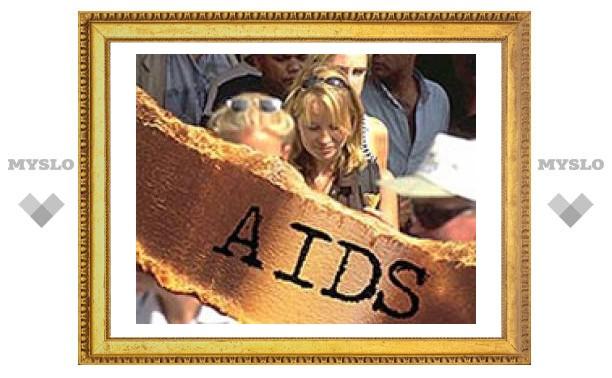 Туляки продолжают заражаться СПИДом