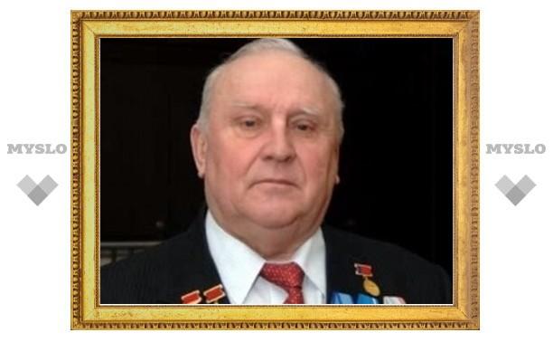 Туляк награжден Нобелевской медалью