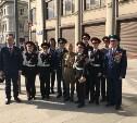 Делегация Тульской области посетила парад на Красной площади в Москве