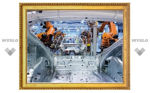 VW решится на возобновление выпуска Audi в Калуге в 2012 году