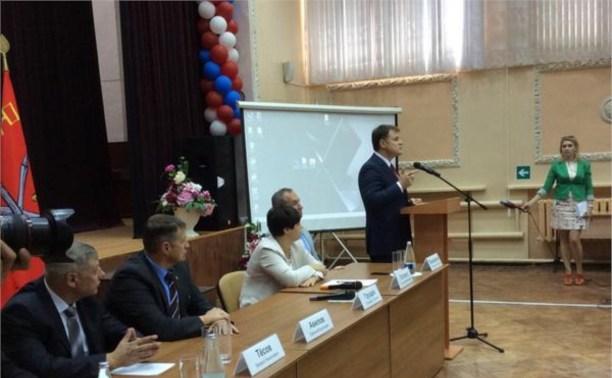 Владимир Груздев: «В центре Тулы нужна новая школа»