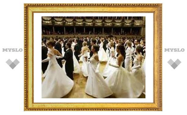 В Вене пройдет знаменитый оперный бал