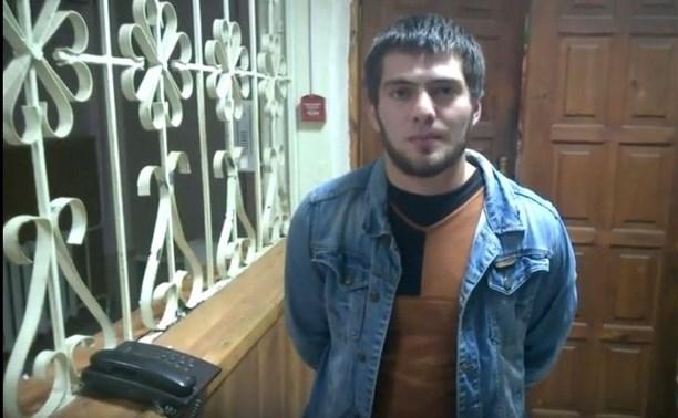 В Тульской области поймали экстремиста, который находился в федеральном розыске