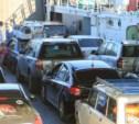 Керченская переправа застыла в 12-километровой пробке