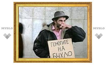 Киевские власти оградили митинги от алкоголиков