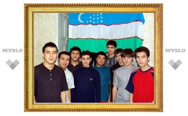 Узбекские студенты отправились в Тулу за знаниями